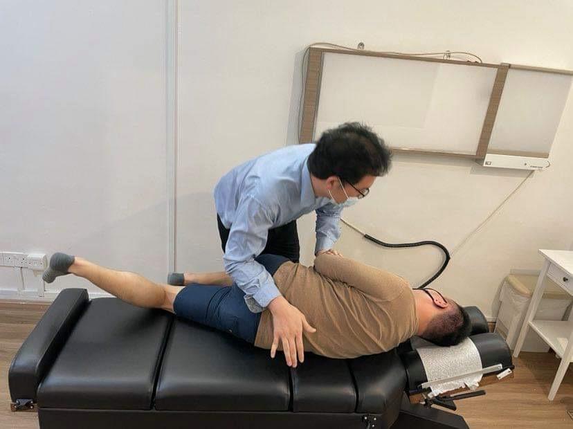 Dr Nicholas Lim Rui-Xin